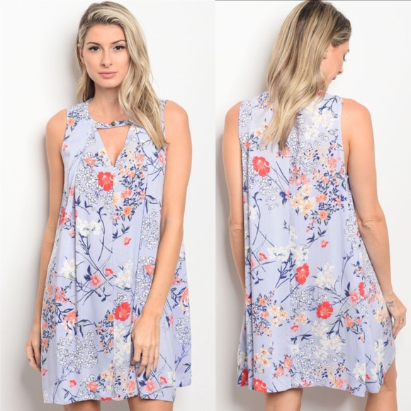 1a2e815d4cb46 tassels n lace Dresses | Nwt Pretty Floral Summer Dress Boutique Top ...